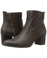 Aerosoles Brown A2 By Homeroom Boot