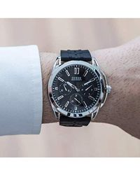 Horloge W1177G3 Guess pour homme en coloris Metallic