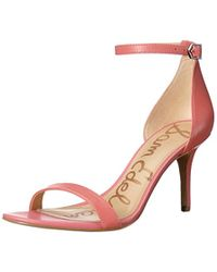 Sam Edelman Pink Patti Dress Sandal