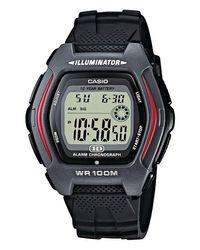 Orologio Digitale Quarzo Uomo con Cinturino in Resina HDD-600-1AVES di G-Shock in Black da Uomo