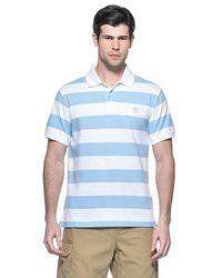 Polo Timberland pour homme en coloris Blue