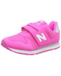 New Balance Pink Mädchen 373 Sneaker