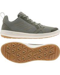 Chaussures Aquatique Terrex Boat S.RDY Adidas pour homme en coloris Gray