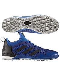 premium selection f1948 832b1 adidas Ace Tango 17.1 Tf Football Boots in Blue for Men - Lyst