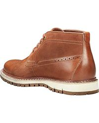 Timberland Brown Britton Hill Chukka for men