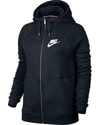 Nike Black Sportswear Rally Hoodie