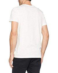 T- Shirt Esprit pour homme en coloris White