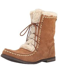 The Sak - Brown Josie Boot - Lyst