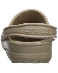 Classic Clog di Crocs™ in Natural