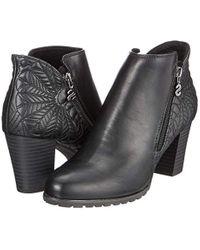 Desigual Black Damen Shoes_Frida Lottie Stiefeletten