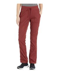 Rouge - Taille The North Face en coloris Red