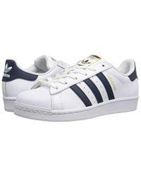 Adidas Originals Blue Superstar