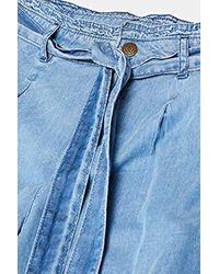 Edc By Esprit Blue Jeans-Culotte mit TM