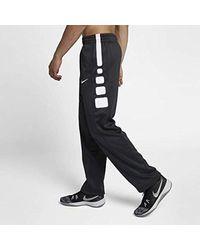 Nike Therma Elite Basketball Pants Size 3xl (team Black) for men