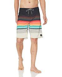 """O'neill Sportswear Brown 20"""" Stretch Boardshort for men"""