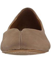 Lucky Brand Brown Finorah Ballet Flat