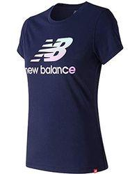 New Balance Blue Essentials