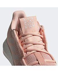 Adidas Pink Senseboost Go Running Shoe