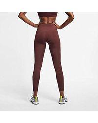 W Nk all-in, Tight Donna di Nike in Multicolor