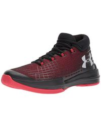 Under Armour Red Nxt Tb Basketball Shoe for men