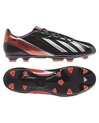7a596bff3 adidas F10 Trx Fg Football Boots in Black for Men - Lyst