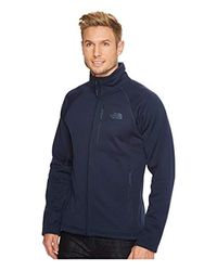 Timber Full Zip s di The North Face in Blue da Uomo