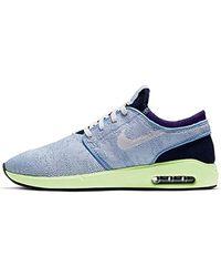 SB Air Max Janoski 2, Chaussures de Fitness Mixte Adulte Nike en coloris Blue