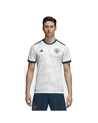 Adidas Multicolor Soccer Russia Away Jersey (small) for men