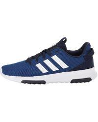 Adidas Blue Cf Racer Tr for men