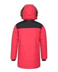 Antarctic Extreme Piumino Uomo - girovita Regolabile di Mountain Warehouse in Red da Uomo