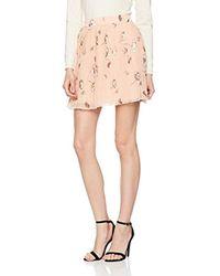 Vero Moda Pink Skirt