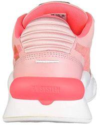 RS 9.8, Tennis PUMA en coloris Pink