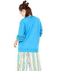Sweat Lara Amarillo Pepe Jeans en coloris Blue