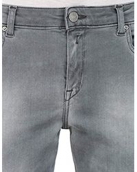 Replay Gray Katewin Slim Jeans