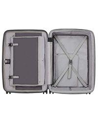 Victorinox Gray Unisex Werks Traveler 6.0 Large Hardside Case for men
