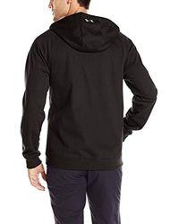 Under Armour Storm ColdGear Infrared Dobson Softshell in Black für Herren