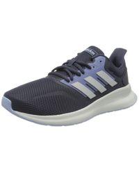 Runfalcon di Adidas in Blue da Uomo