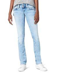 Pepe Jeans Blue Damen Jeans