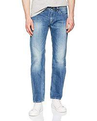 Kingston Zip, Jeans Uomo, Blu (Denim 11OZ Sanfore Twist N56), 31W / 36L di Pepe Jeans in Blue da Uomo