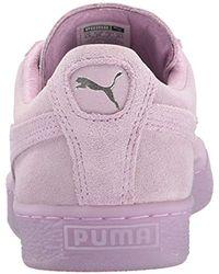 PUMA Multicolor Suede Classic Mono Ref Iced Wn's Fashion Sneaker