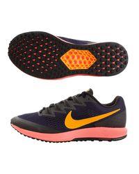 Nike Blue Erwachsene Air Zoom Speed Rival 6 Laufschuhe