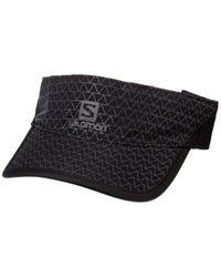 Salomon Hat, Reflective Black/black, One Size Fits All