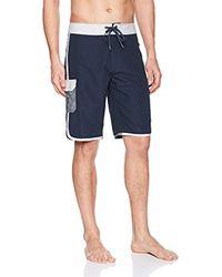 Billabong Blue Classic Wave Boardshort Board Shorts for men