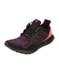 Ultraboost s Running Trainers Adidas pour homme en coloris Black