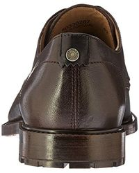 BOSS - Brown Boss Orange By Cultroot Leather Lace Up Derby Work Shoe for Men - Lyst