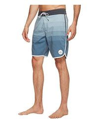 Quiksilver Blue Vista Beachshort 19 Boardshort for men