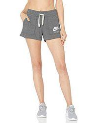 Nike Multicolor Gym Vintage Shorts