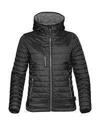 Gravity Thermal Jacke Cappotto Donna di Adidas in Black