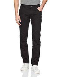 , Jeans Relaxed Uomo, Nero, W38/L30 (Taglia Produttore:) di Bugatti in Black da Uomo