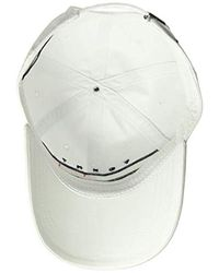 Tommy Hilfiger White Dad Hat Avery for men
